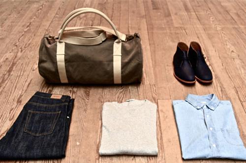Balibaris Menswear Spring/Summer 2012 Collection