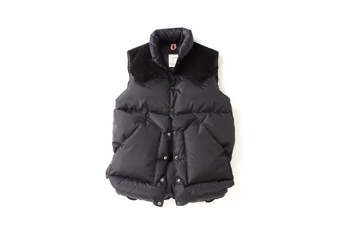 Rocky Mountain Featherbed Vests for BEAMS - Fall/Winter 2012