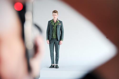 J.Lindeberg Spring/Summer 2013 at New York Fashion Week