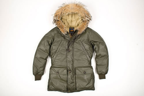 Nigel Cabourn x Eddie Bauer F/W 2012 Capsule Collection