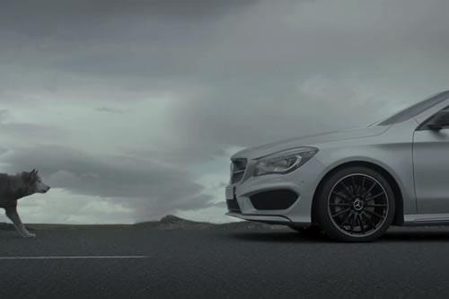 2014 Mercedes-Benz CLA-Class Highlight Film