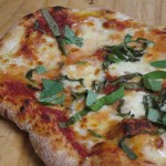 Classic Pizza Margherita with Homemade Mozzarella | Pork Cracklins