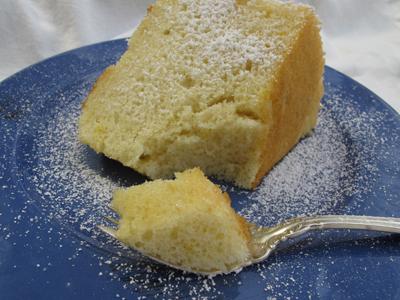 Pork Cracklins   Lady Praline Chiffon Cake