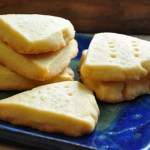 Pork Cracklins | Classic Shortbread with Fleur de Sel