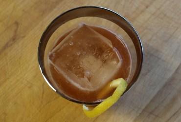 La Yapa Cocktail | Pork Cracklins