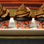 Chocolate Mayonnaise Cupcakes | Pork Cracklins