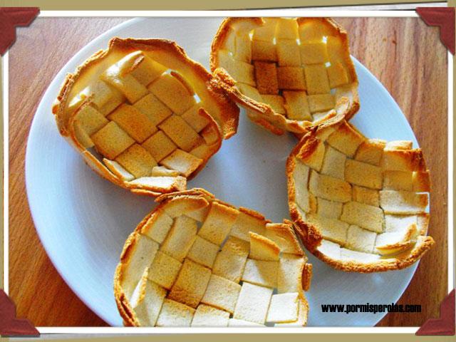 Cestillos de pan
