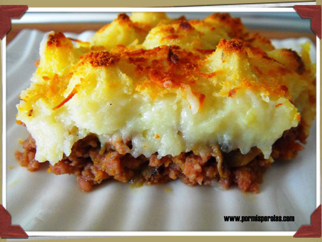 Shepherd pie