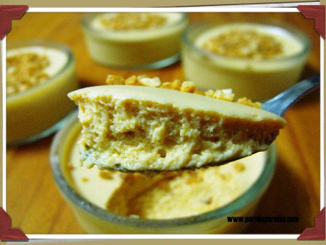 Mousse de dulce de leche | Por mis perolas | Blog de cocina
