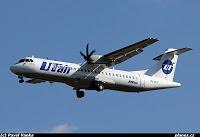 Crash: un ATR72 D'Utair s'est écrasé en russie