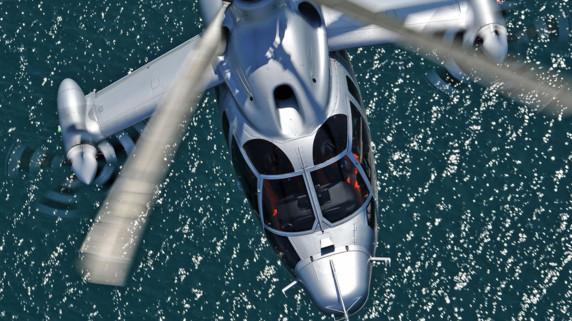 Eurocopter: la série des
