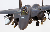 Arabie Saoudite : Grosse remise à niveau de ses F15 Eagle