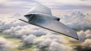 Premier vol de l'avion de combat sans pilote britanique TARANIS