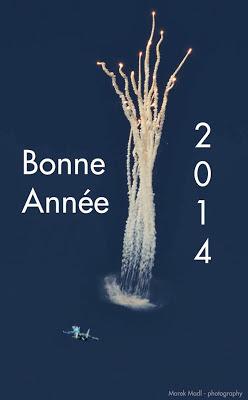 Joyeux Reveillon, et bonne année 2014