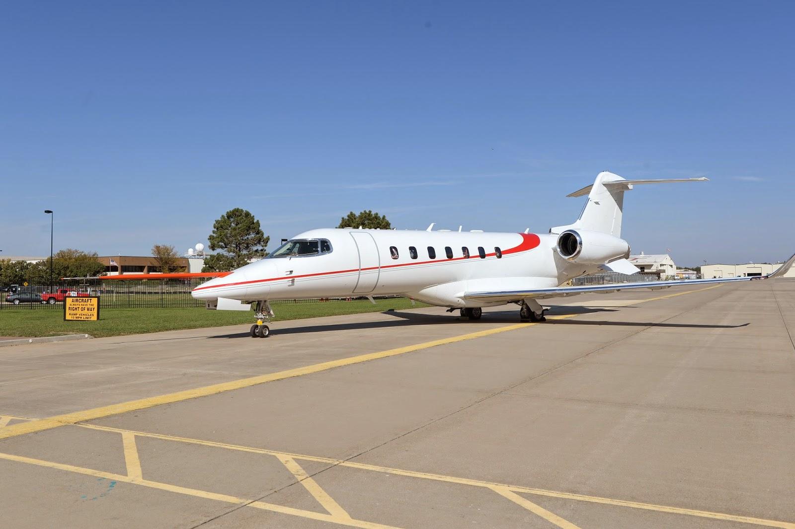 Pause du programme Learjet 85 de Bombardier