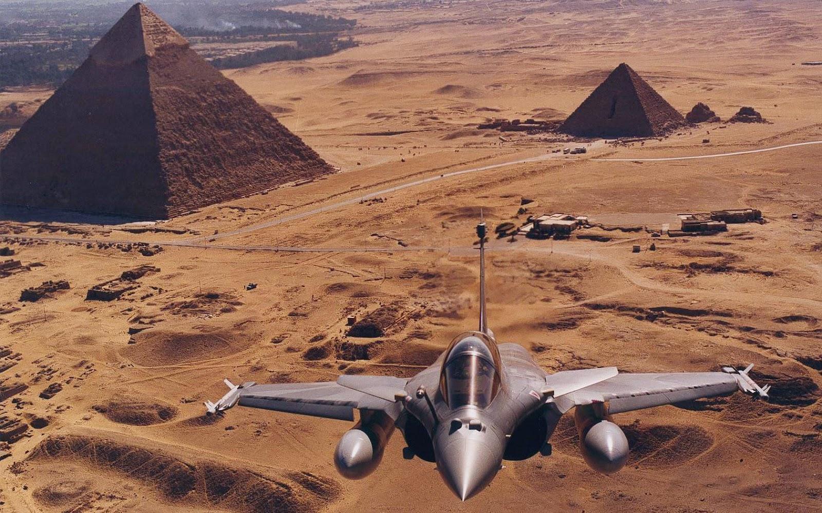 Rafale en Égypte : Premier contrat export ?