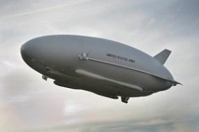 Prototype LEMV Crédit: Hybrid Air Vehicles