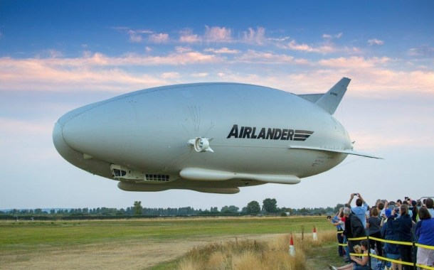 Airlander décolle !