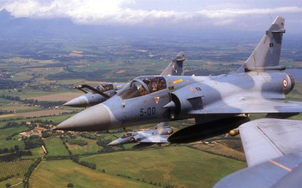Mirage 2000 : Le tranchant de la