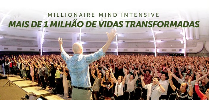 MMI – Millionaire Mind Intensive está chegando