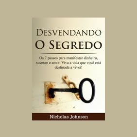 Ebook Desvendando o Segredo - Nicholas Johnson