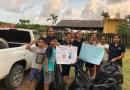 Alumnas de Coahuayana crean programa para el cuidado del Medio Ambiente