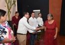 Gobierno del Estado entrega estímulos  económicos a 49 proyectos culturales