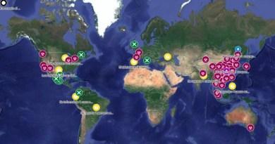 En Google se crea mapa en tiempo real sobre el Coronavirus