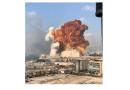 Teléfonos de emergencia de Embajada de México en Líbano tras explosión en Beirut
