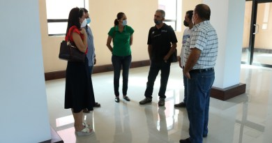 Visitas a espacios culturales para sede del Centro de Alto Rendimiento de Ajedrez