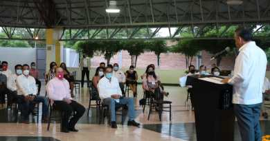 Acude el Gobernador a Informe Legislativo del Senador Joel Padilla