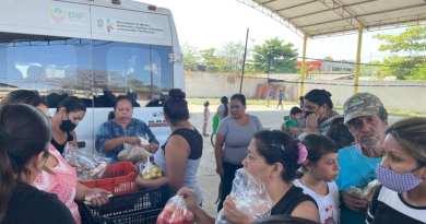 """Llevó Elsa Radillo Programa """"DIF Cerca de Ti"""" a la localidad de San Vicente"""