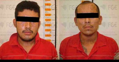 Juez sentencia a 35 años de prisión a dos homicidas