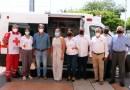 Invitan a Tecomenses a sumarse a la colecta anual de la Cruz Roja Mexicana