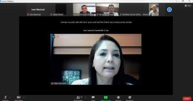 Concluye Ciria Salazar su encargo como vocal del Consejo Directivo del Sinade