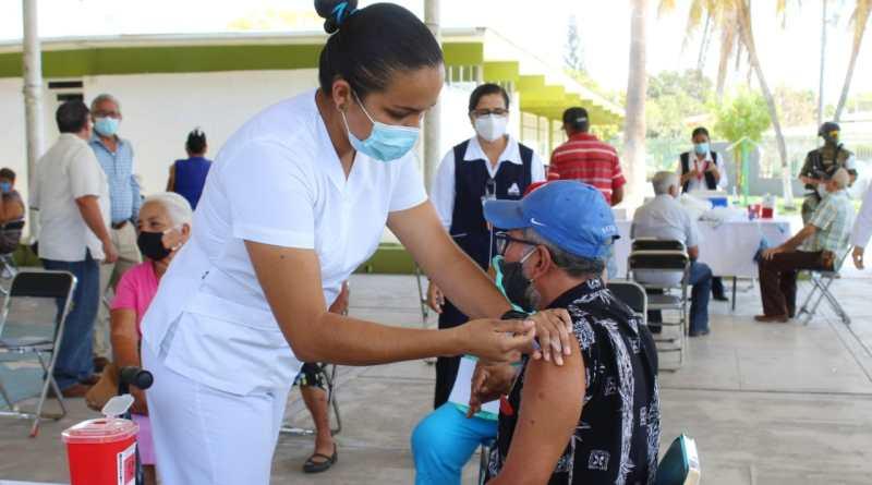 Salud-Avance en vacunación