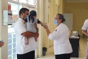 Salud-Concientización del cáncer infantil