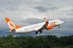 GOL recebe o 80º Boeing 737