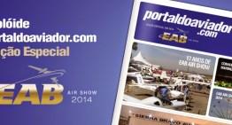 EAB Air Show bate recorde em novo polo aeronáutico