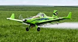 Benefícios da pulverização aérea atraem investimentos