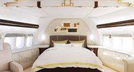 Boeing 747-8 VIP, um palácio nos ares