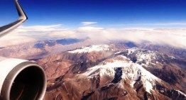 LAN Chile Boeing 767-300ER – spectacular flight across South America and the Andes