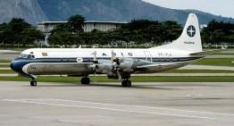 Conheça em detalhes o Lockheed L-188A Electra