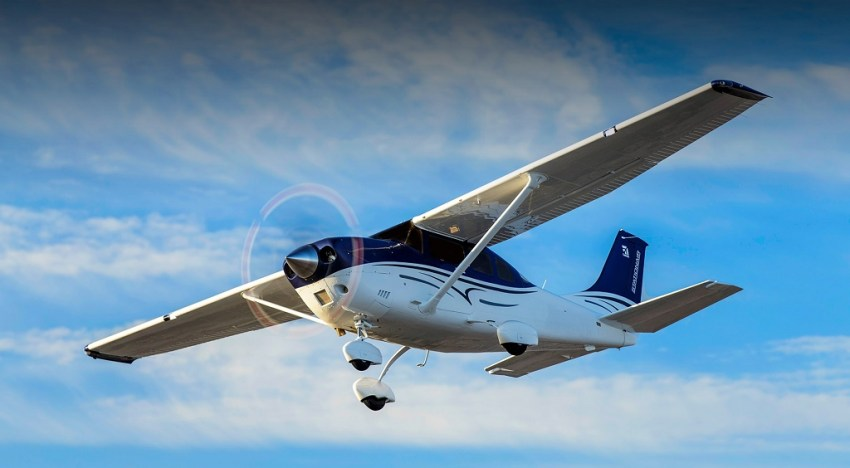 Textron Aviation lança Cessna Turbo Stationair HD