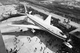 Building & Test Flying the Boeing 727 & 747