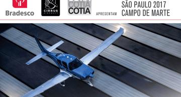 Convite CIRRUS EXPERIENCE São Paulo – Campo de Marte 2017