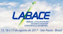 LABACE 2017, de 15 a 17 de agosto