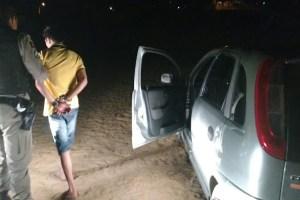Em Picuí, jovem é autuado por embriaguez ao volante e direção perigosa