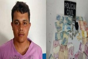 """Polícia civil desarticular mais uma """"boca de fumo"""" no Curimataú paraibano"""