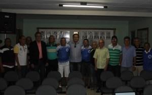 Ex Jogadores e Dirigentes do Cruzeiro E.C. são homenageados em Picuí